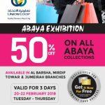 Abaya Exhibition Dubai Offers