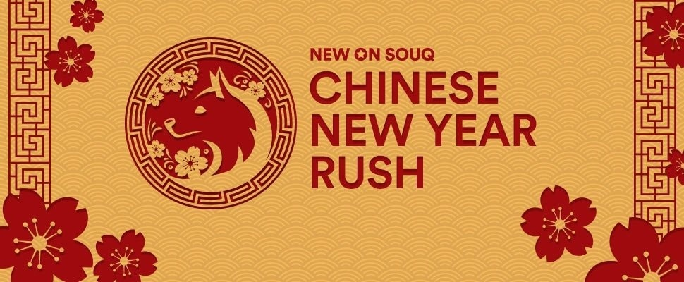 Chinese New Year Sales Offers