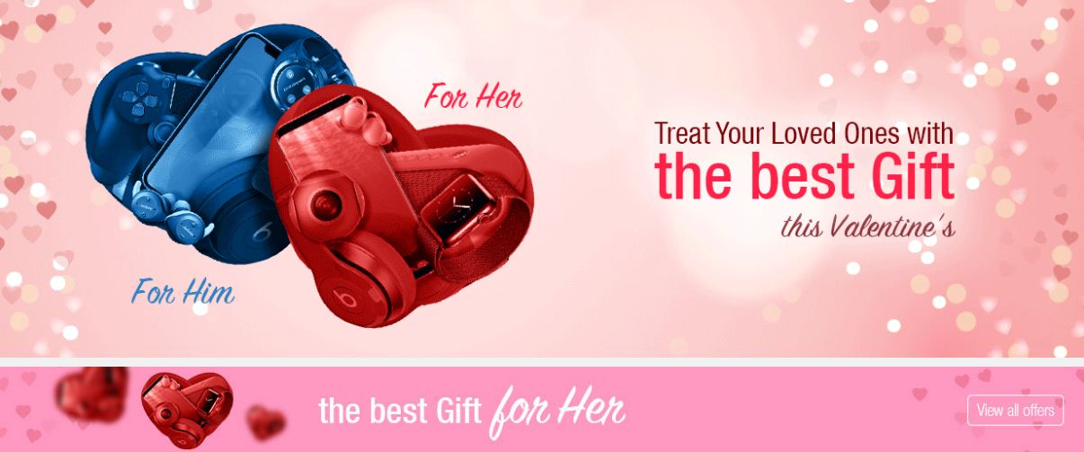 Jumo Valentines Day offers