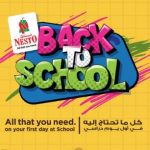 Nesto Back to School