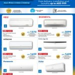 Air Conditioners Offers With Exchange Deals in Sharaf DG