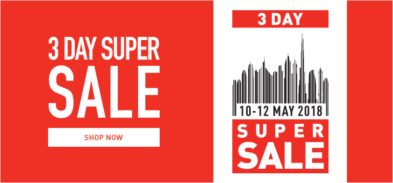 Axiom 3 Day Super Sales Offers - UAE DUBAI OFFERS DEALS