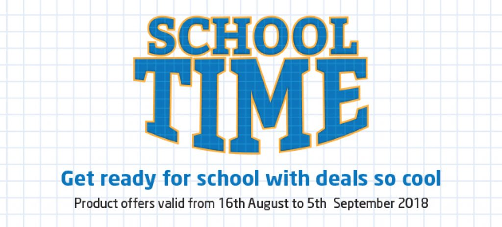 Lulu Back to School Offers And Promotions - UAE DUBAI OFFERS DEALS
