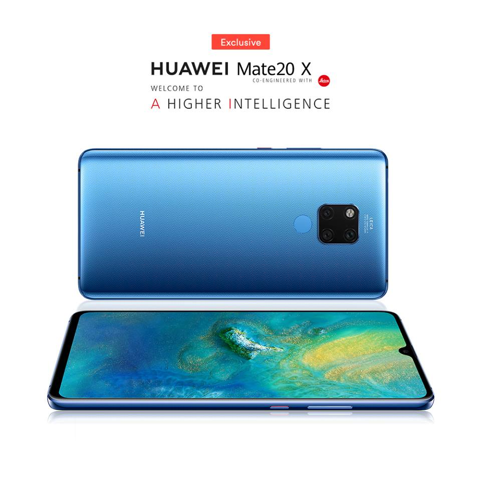 DSF Huawei Mate 20 X Dual Sim