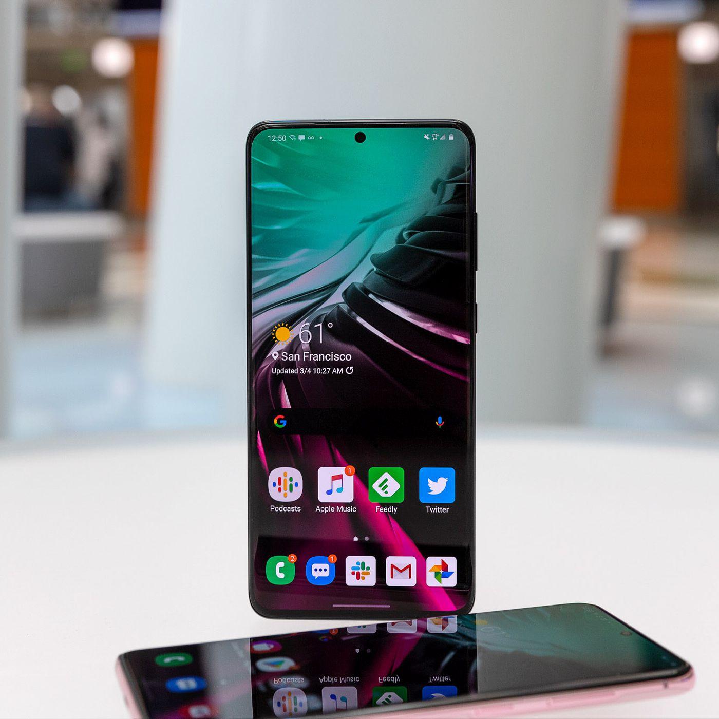 Samsung Galaxy S20 Plus Best Price Offers In UAE