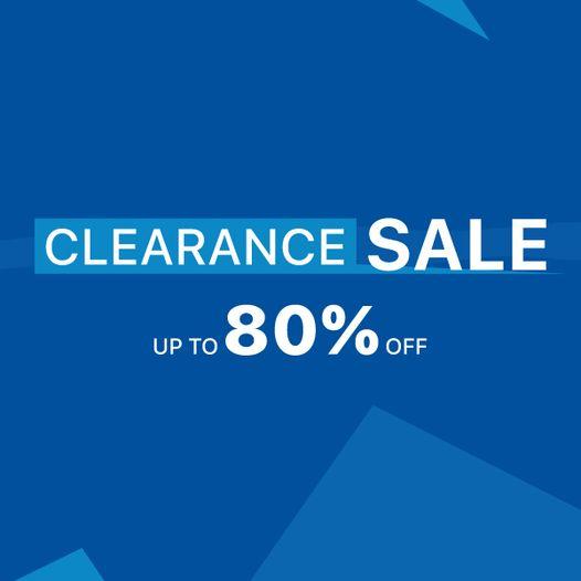 SharafDG Clearance Sale
