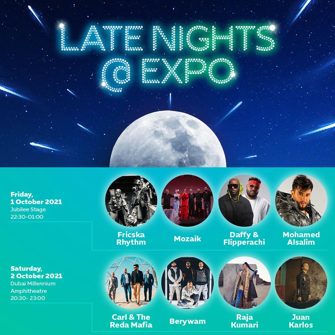 Late Night - Dubai Expo 2020